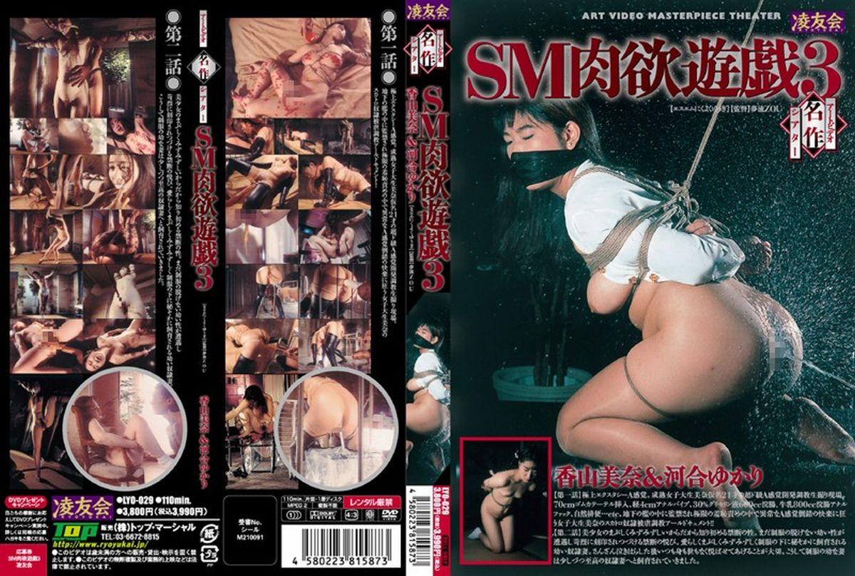 [LYO-029] アートビデオ名作シアター  SM肉欲遊戯 3 浣腸 2009/04/17 110分