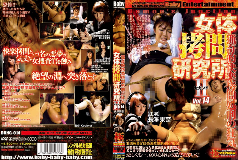 [DBNG-014] 女体拷問研究所2 DEMONS JUNCTION. .. 縛り SM 181分 Heroine