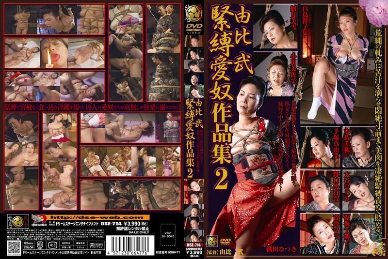 [DSE-714] 由比武 緊縛愛奴作品集 2 SM Lesbian ドリームステージエンタテインメント