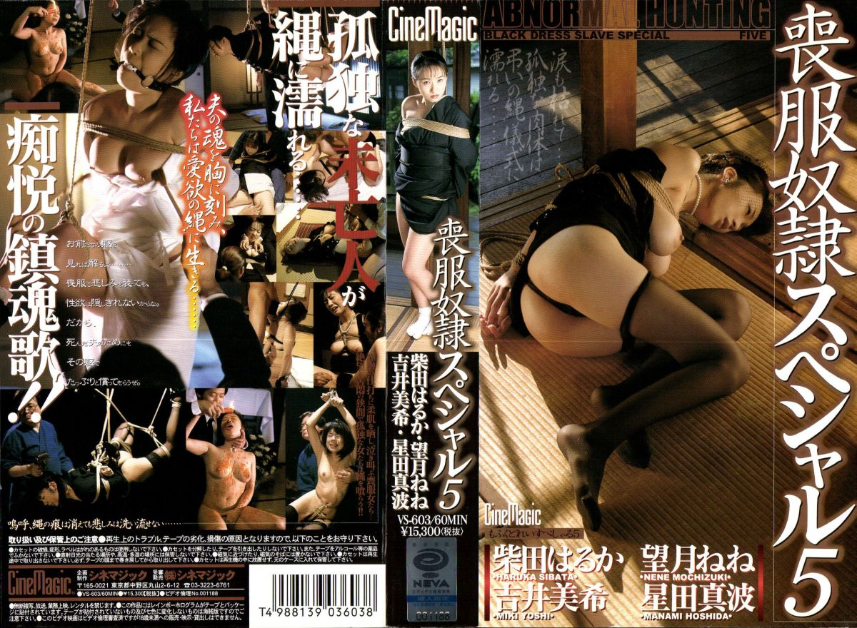 [VS-603] 喪服奴隷スペシャル 5 その他SM 2000/04/21 人妻・熟女