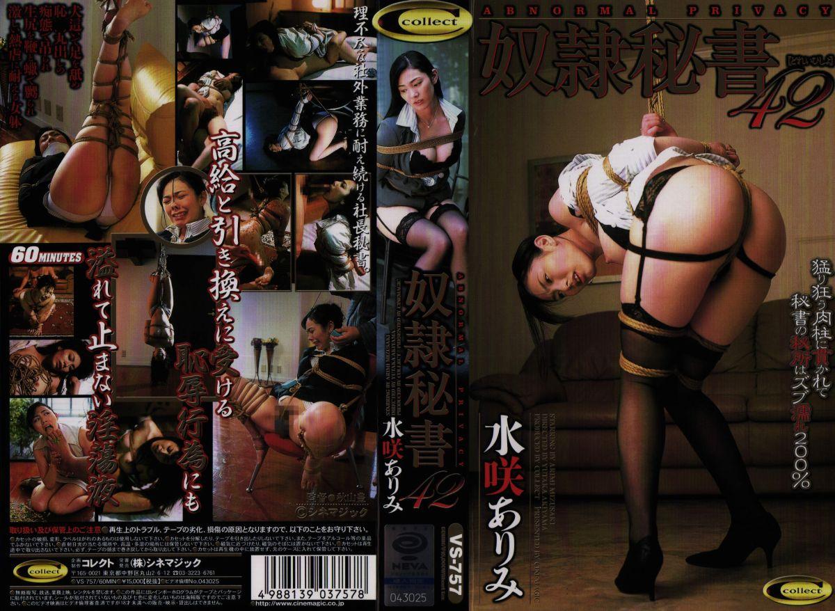[VS-757] 00000000 0000000 奴隷秘書 00    【VHS】 60分 Actress 2004/09/10