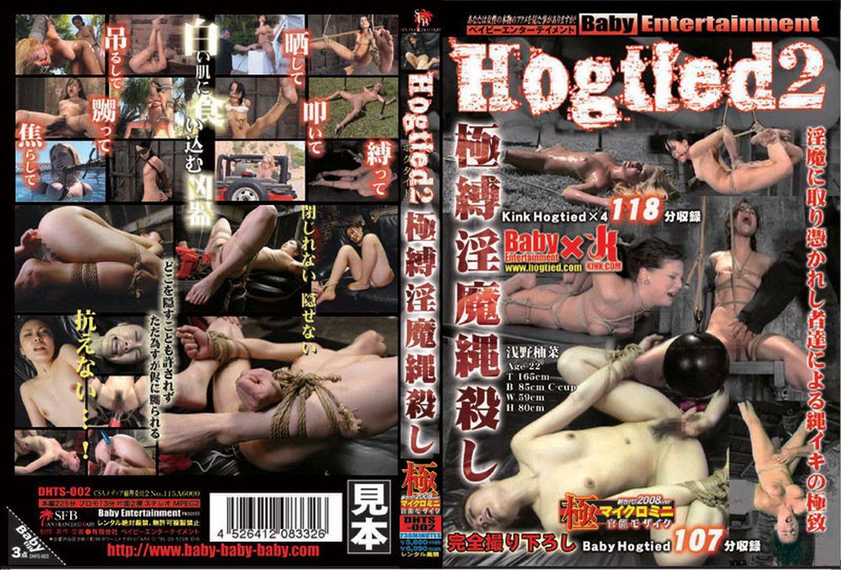 [DHTS-002] HOGTIED 2 極縛淫魔縄殺し ベイビーエンターテイメント 凌辱 Rape 2008/04/12