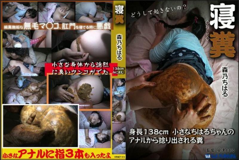 [VRNET-013] Scatting Sleep Feces Chiharu 最小スリーピング