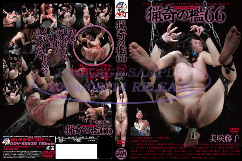 [ADV-R0530] 猟奇の檻  66 ビザールオルガズム ADV-SR0046 Misaki Fujiko 120分