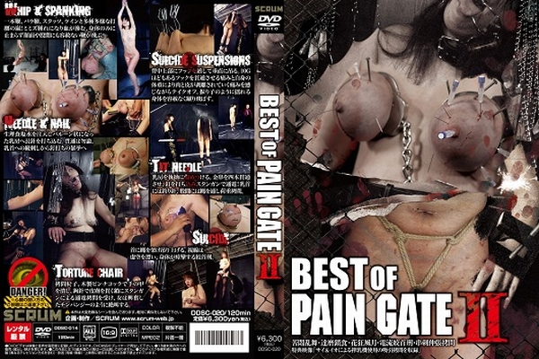[DDSC-020] BEST OF PAIN GATE 2 SM PAIN GATE