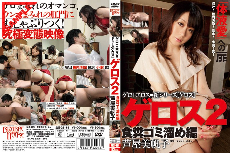 [GS-18] 新・近親寝取られ相姦10SP 150分 Amateur ゴーゴーズ Ashiyamiho Ko