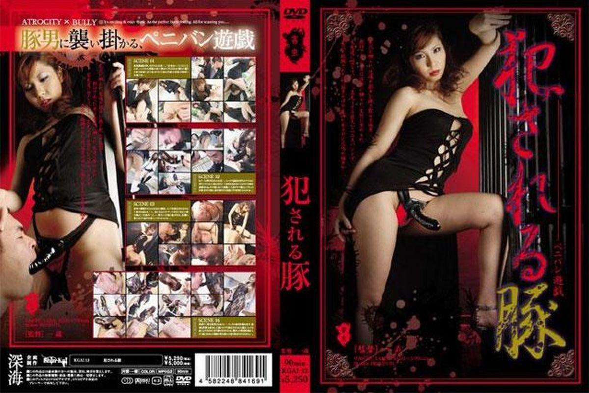 [KGAI-13] 犯される豚 山本瞳子 コスチューム 害虫 2007/07/01 Slut Female Teacher