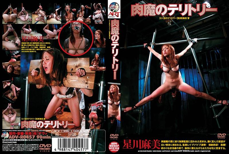 [ADV-R0457] 肉魔のテリトリー アート(アヴァ) SM Scat 2009/08/11