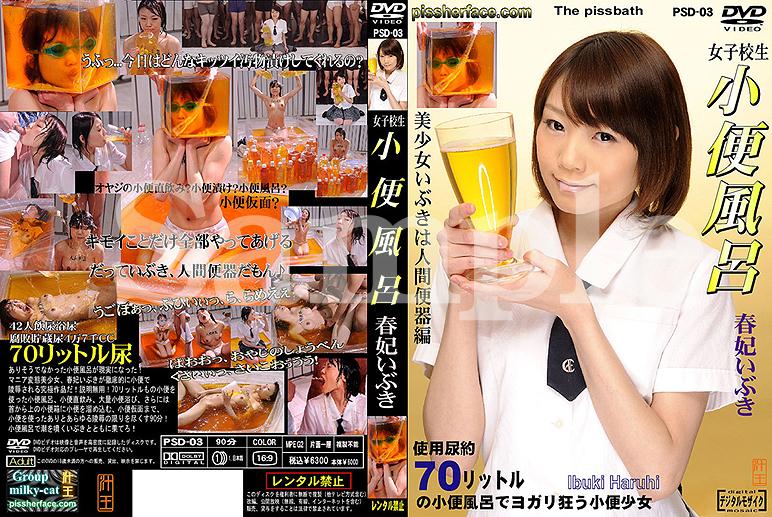 [PSD-03] 小便風呂 Insult 輪姦・凌辱 放尿 Rape 2009/03/28