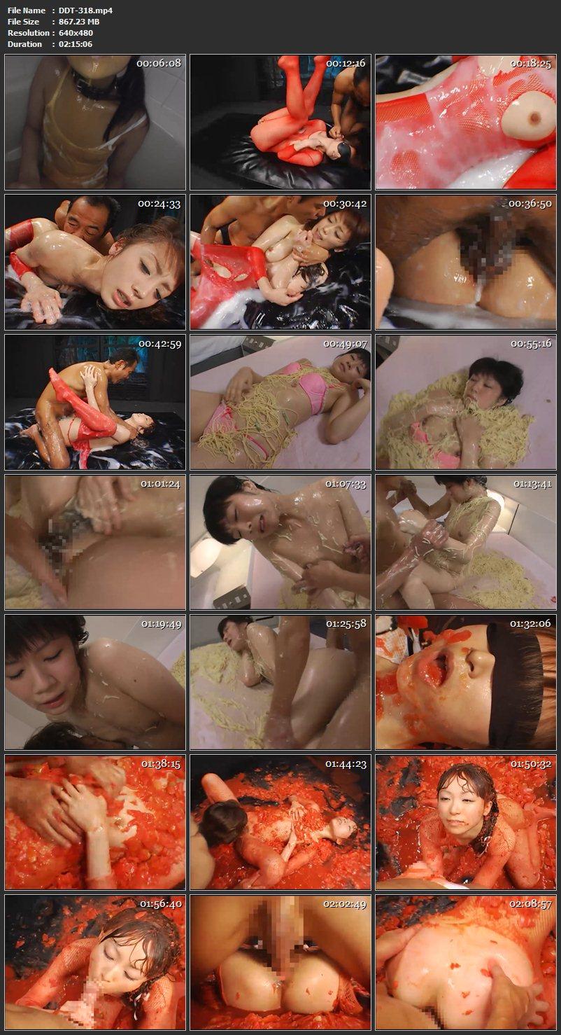 [DDT-318] Momose Emiru, Nonaka Anri, Nanasaki Fuuka TOHJIROワールド 1女メッシープレイ&メッシーFUCK 野中あんり 七咲楓花