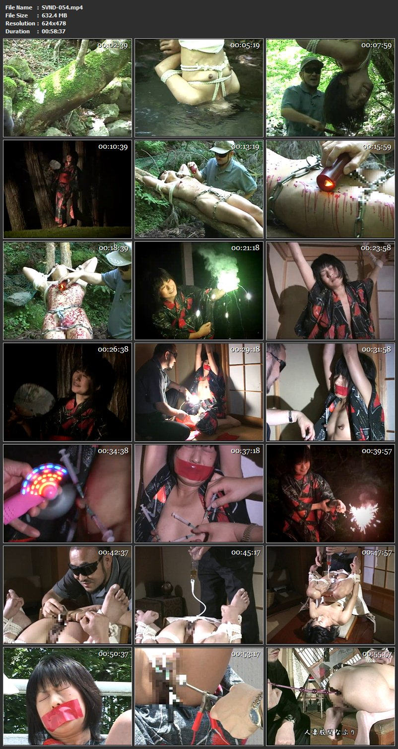 [SVND-054] Itou Mai 志摩紫光調教シリーズ 伊藤舞VS志摩紫光  2005/08/04 志摩プランニング
