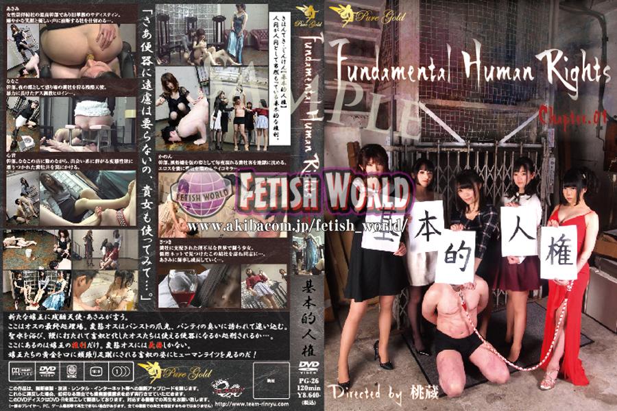 [PG-26] ■買取不可商品■Fundamental Human ... チーム凛龍 120分 SM Scat スカトロ
