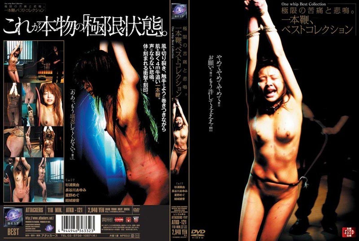 [ATKD-121] Hasegawa Ayumi, Hoshino Megu 極限の苦痛と悲鳴。一本鞭、ベストコレクション 80分 総集編 2