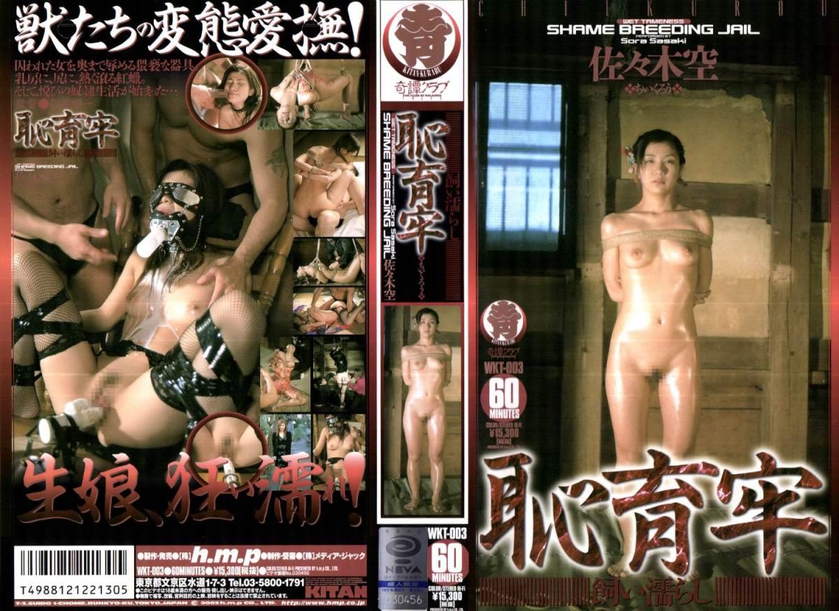 [WKT-003] 恥育牢 飼い濡らし SM 60分