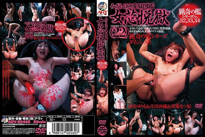 [ADV-R0460] 女芯悦獄 11猟奇の檻シリーズNo.... 80分 2009/08/28 その他SM