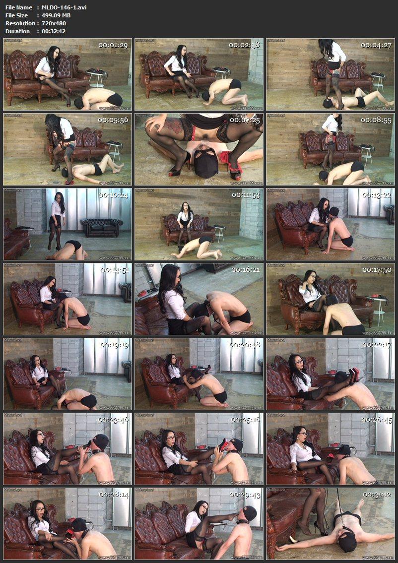 [MLDO-146] 妖湖女王様 奴隷志願マゾ男徹底教育 オナニー 個室・トイレオナニー 痴女 Masturbation インプレッション