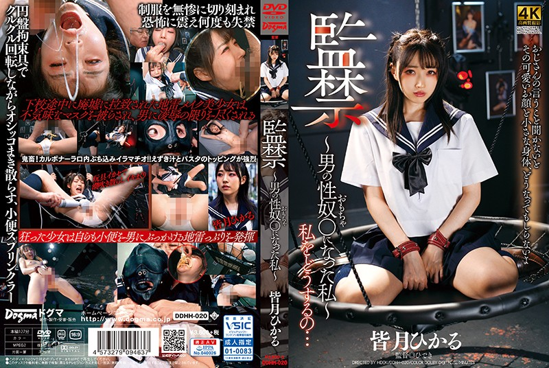 [DDHH-020] Minatsuki Hikaru 監禁~男の性奴○になった私~ Dogma 2020-09-19