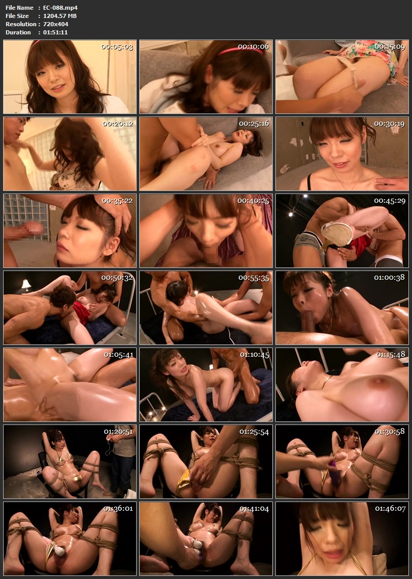 [EC-088] Mizuki Nao (水城奈緒) 鬼イカセ Ecstasy (rearuwa-kusu) Deep Throating