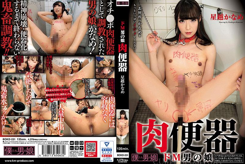 [BOKD-231] Hoshikoshi Kaname ドM男の娘 肉便器 Transsexual 2021-08-25
